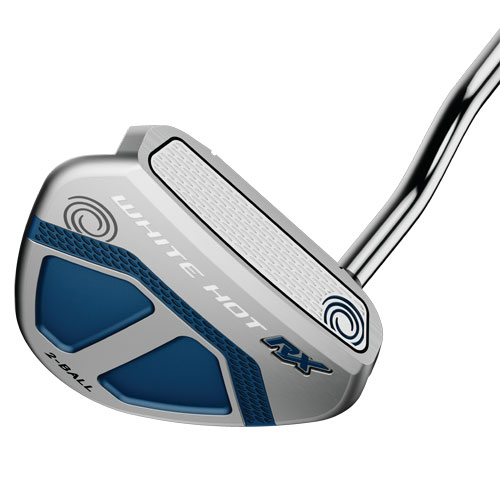 Odyssey White Hot RX 2 Ball V Line Putters